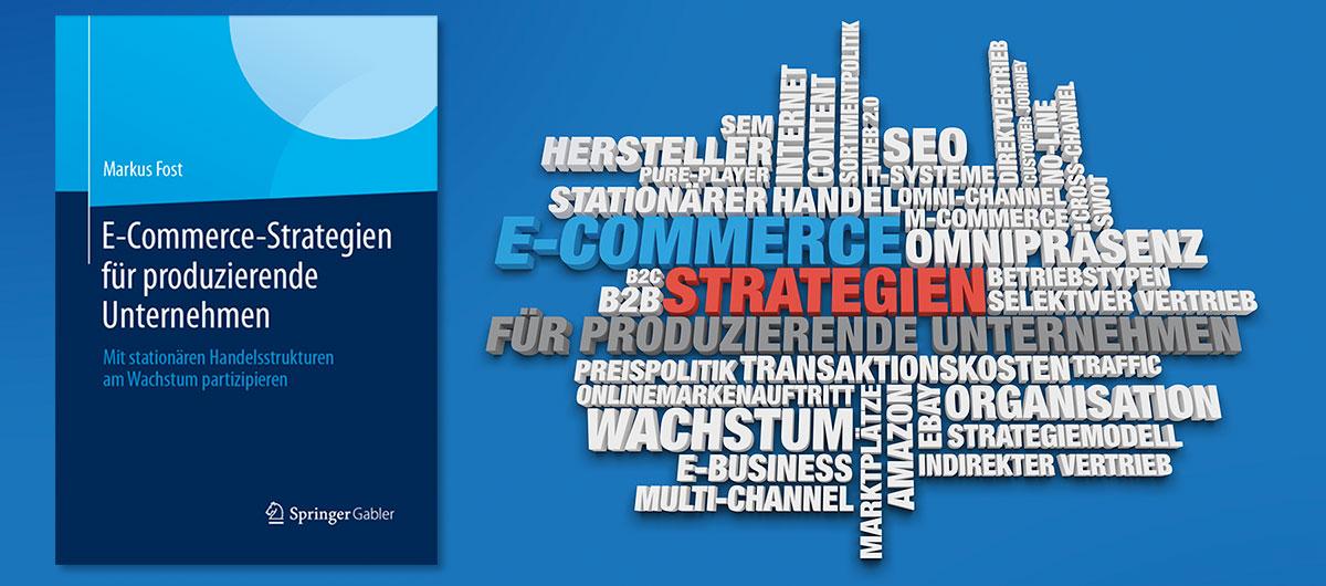 E-Commerce-Strategien für produzierende Unternehmen und Marken Herstellern mit einer stationären Handelsstruktur die an der Kanalverschiebung und dem E-Commerce Wachstum partizipieren wollen.